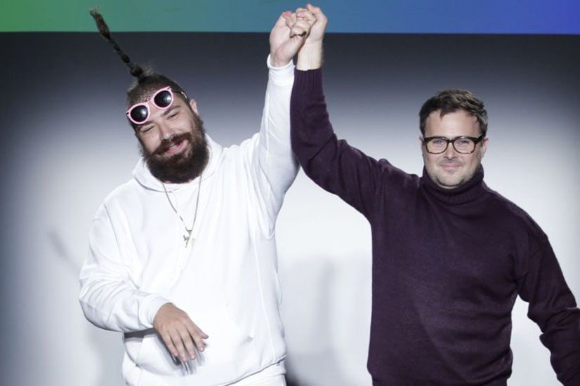 The Fat Jew On His Fashion Week Debut