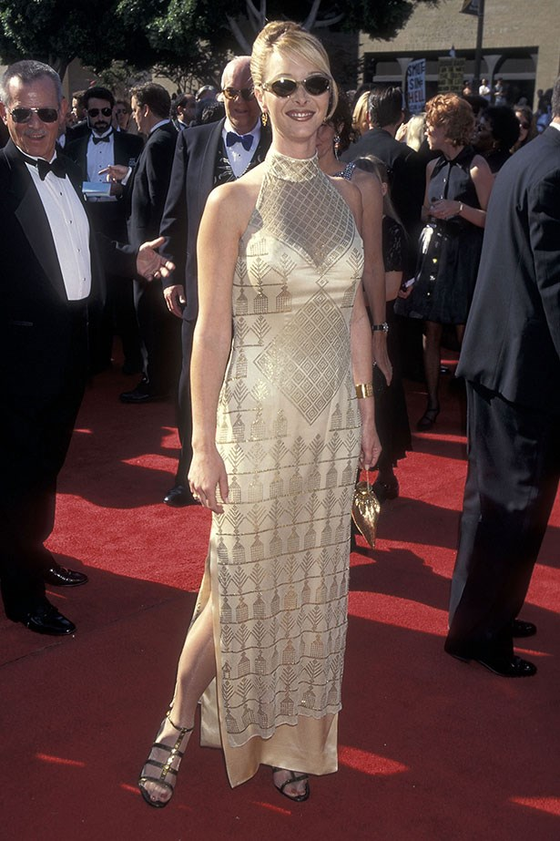 Lisa Kudrow matched everything in 1995.
