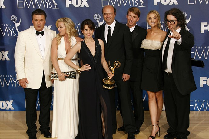The cast of 30 Rock in 2007! Miss you.