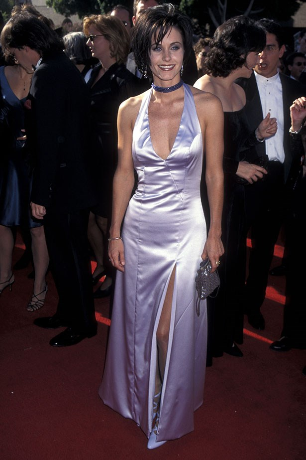 Courteney Cox owning 1995.