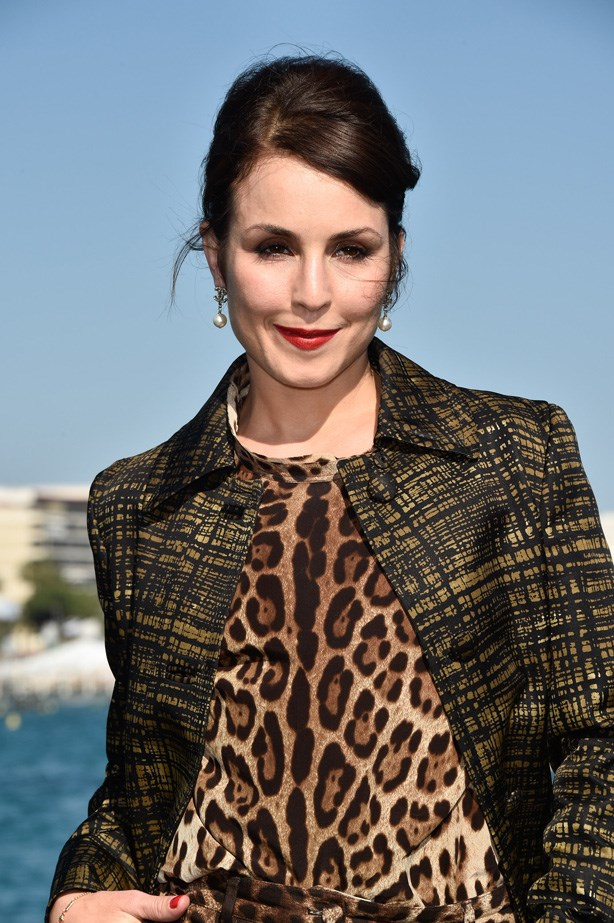 """Actress Noomi Rapace and Bloom starred together in <em>Unlocked</em> in Prague where the two apparently had """"cozy meals together that last for hours."""""""
