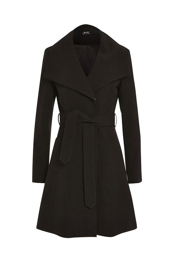 """<p>The Trench</p> <p><a href=""""http://www.bardot.com.au/Abbey-Trench-Coat.aspx?p536633&cr=034918"""">Bardot Trench Coat</a></p> <p>$129.99</p>"""