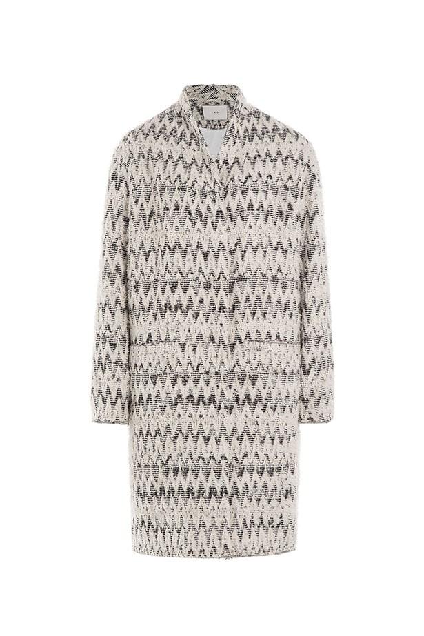 """<p>The Boyfriend</p> <p><a href=""""http://www.stylebop.com/au/product_details.php?menu1=clothing&menu2=4&id=624607"""">IRO Caly Bouclé Coat</a></p> <p>$679</p>"""