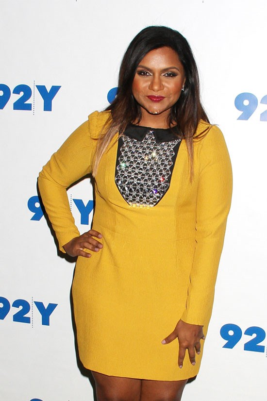 <strong>Mindy Kaling:</strong> 'I think that the sort of sexism that I see has been one that's a little bit like a gentler form of sexism, but still a little bit debilitating, which is that when, as a producer and a writer, whether it was at with, like, an Actor: If I decided there'd be a certain way in the script, it would still seem open-ended, whereas… if I was a man I would not have seen that.'