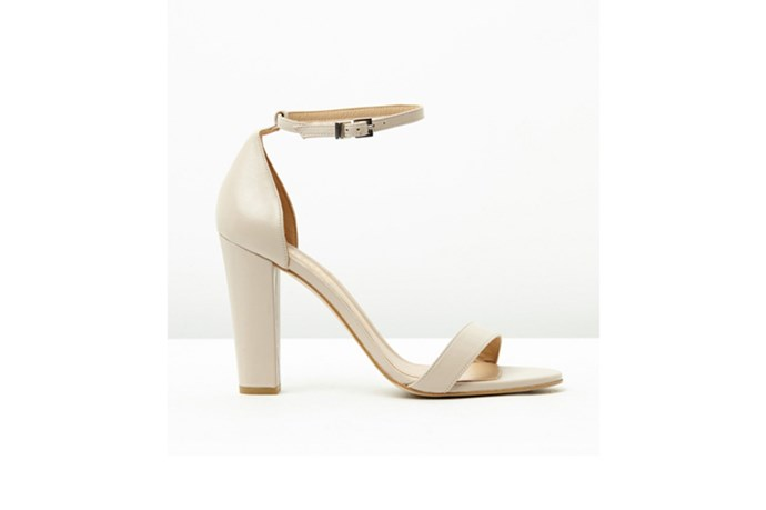 "<a href=""http://www.themodecollective.com/all-shoes?product_id=473"">The Mode Collective, Block Heel Sandal, $279.00.</a>"