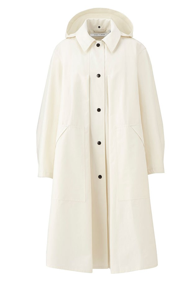 Coat, $199.90, Uniqlo and Lemaire