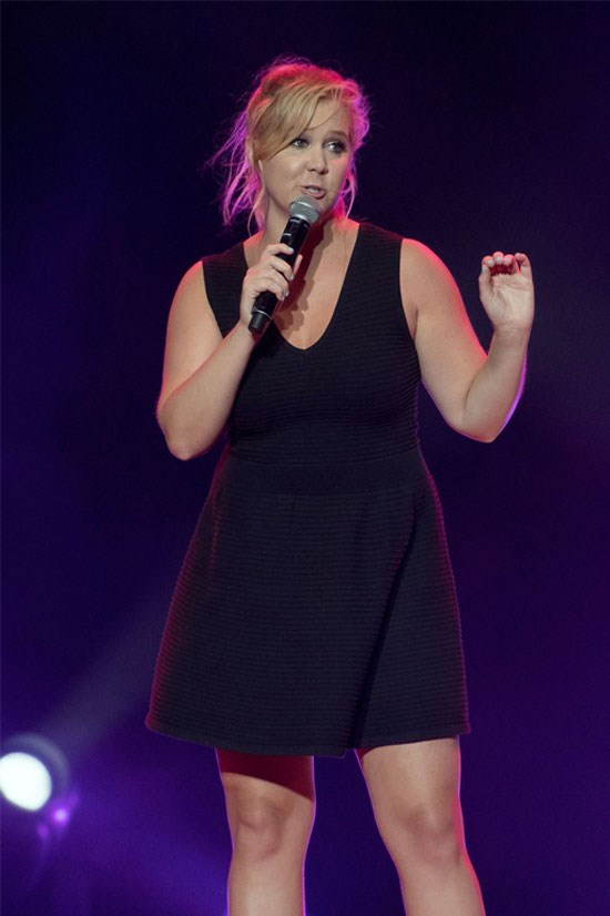 """<strong>AMY SCHUMER</strong> <BR> <BR> """"If I'm preaching for women's equality, then sign me up. It's so crazy that people don't identify as feminists. I think it's only people that don't know the definition."""" <BR> <BR> — on <em><a href=""""http://www.cbsnews.com/news/amy-schumer-explains-herself/"""">CBS News Sunday Morning</a></em>, July 2015"""