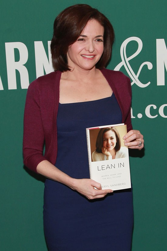 """<strong>SHERYL SANDBERG</strong> <BR> <BR> """"I embrace the word feminism. I didn't do it earlier in my career and I talk about why in [<em>Lean In</em>], but I embrace it now because what feminism is, is a belief that the world should be equal, that men and women should have equal opportunity."""" <BR> <BR> — in conversation with <em><a href=""""http://www.huffingtonpost.com.au/2014/04/09/sheryl-sandberg-feminism_n_5120343.html?ir=Australia"""">HuffPost Live</a></em>, April 2014"""