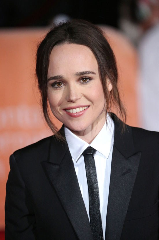 """<strong>ELLEN PAGE</strong> <BR> <BR> """"I don't know why people are so reluctant to say they're feminists. Maybe some women just don't care. But how could it be any more obvious that we will still live in a patriarchal world when feminism is a bad word? Feminism always gets associated with being a radical movement- good. It should be."""" <BR> <BR> — in the <em><a href=""""http://www.theguardian.com/film/2013/jul/03/ellen-page-interview-the-east"""">Guardian</a></em>,  July 2013"""
