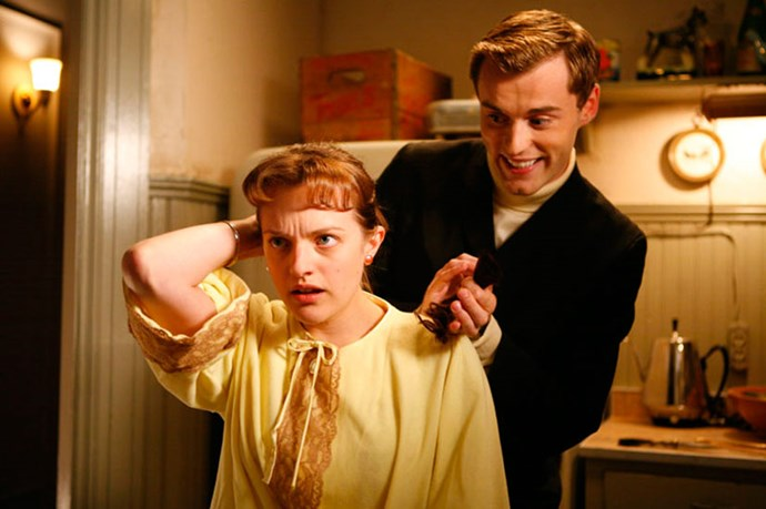 <strong><em>Mad Men</em></strong> <br> <br> Starting out the series with a good-girl ponytail to reflect her wide-eyed, naive ways, <em>Peggy </em>transformed post bob and became a total bad ass. Ah, the power of a good haircut.