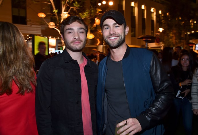 NOT TELLING ED WESTWICK HE NEEDS TO GET A HAIRCUT (Which is a crime, because...he does.)