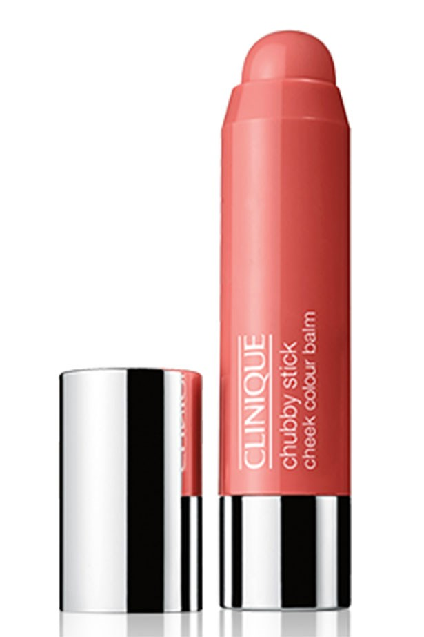 """<em>""""<a href=""""http://www.clinique.com.au/product/1593/30944/Makeup/Blushers/NEW-Chubby-Stick-Cheek-Colour-Balm"""">Clinique's Cheek Chubby Stick</a> gives an instant hit of colour to my cheeks, making me looked refreshed (even when I feel anything but).""""</em> <BR> <BR> <strong>Laura Culbert, Deputy Chief Sub Editor</strong>"""