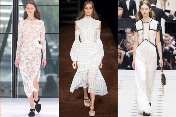 29 Unexpected Bridal Looks From Fashion Week