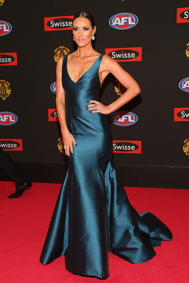 The Brownlow Went High Fashion This Year