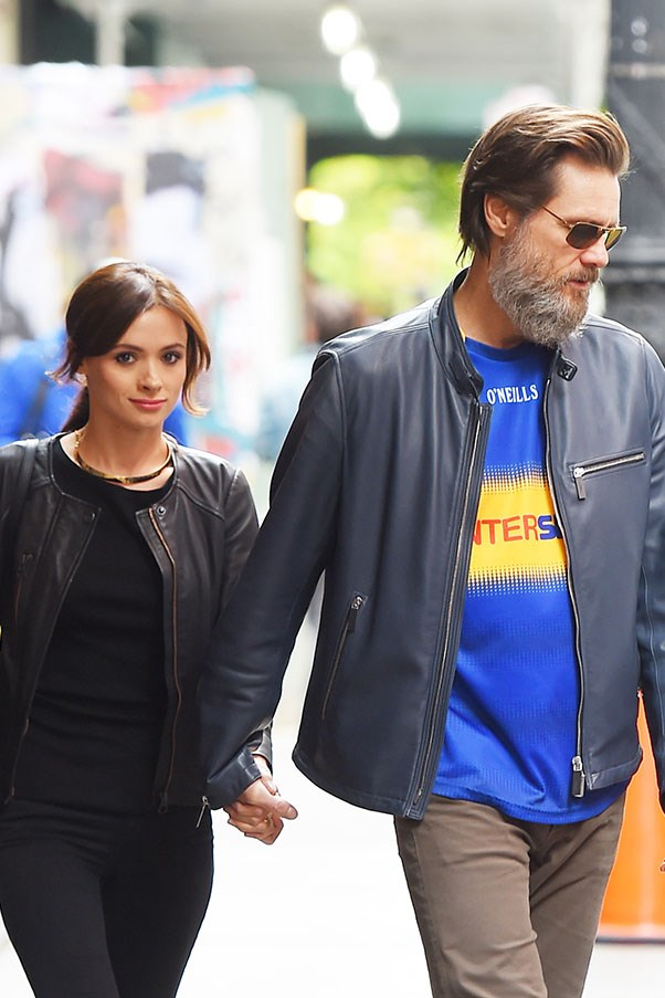 Jim Carrey's Ex Girlfriend Found Dead in Suspected Suicide