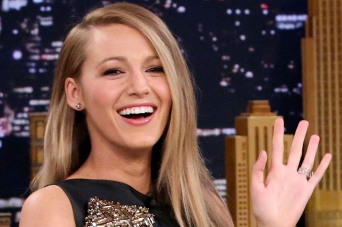 Blake Lively Unable To Actually Preserve Preserve