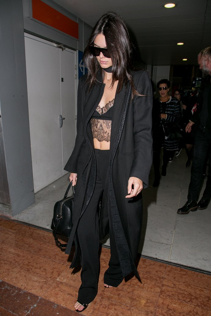 <strong>KENDALL JENNER</strong>