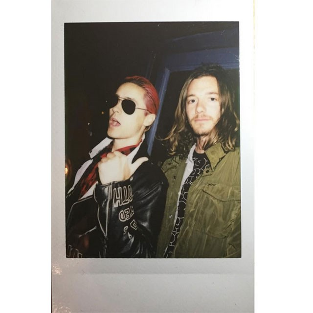 <p>Jared Leto was in attendance at the after party</p> <p>@balmainparis</p>