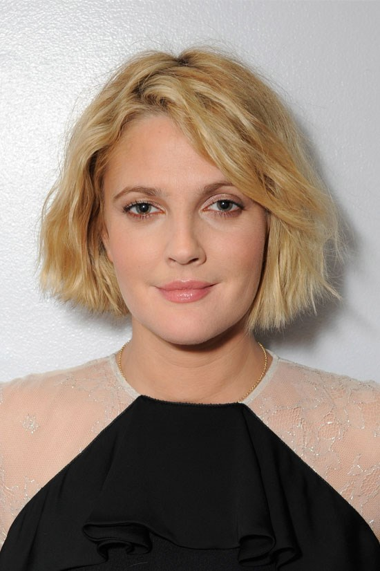 The chop that took everyone by surprise! We think she should bring it back.