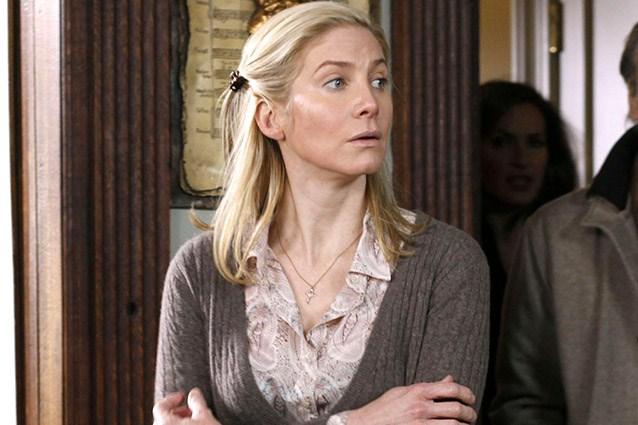 "ELIZABETH MITCHELL Law & Order: SVU, season 4, episode 14: ""Mercy,"" January 2003. GETTY"
