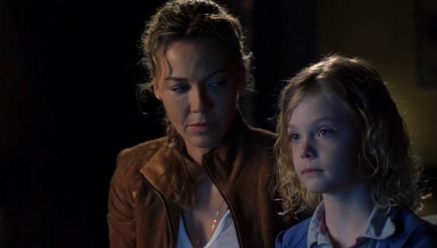 """ELLE FANNING Law & Order: SVU, season 8, episode 8: """"Cage,"""" November 2006. GETTY"""