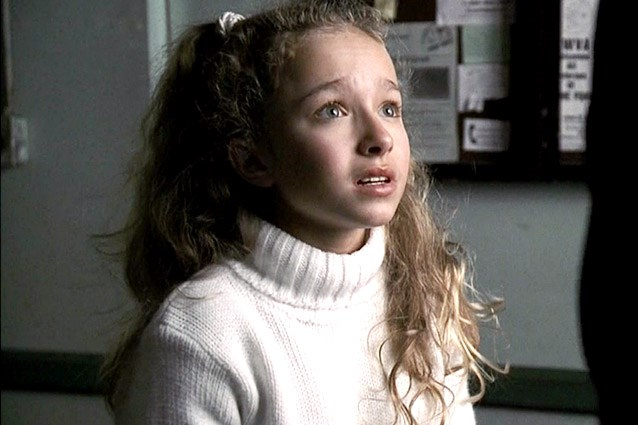"HAYDEN PANETTIERE Law & Order: SVU, season 2, episode 11: ""Abuse,"" January 2001. GETTY"