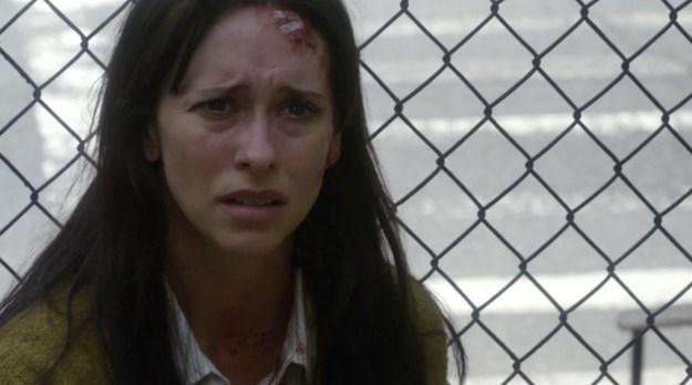 "JENNIFER LOVE-HEWITT Law & Order: SVU, season 12, episode 3:""Behave,"" September 2010. GETTY"