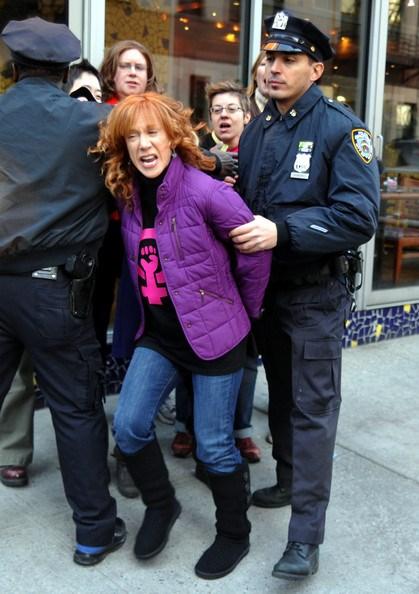 "KATHY GRIFFIN Law & Order: SVU, season 11, episode 13: ""P.C.,"" March 2010. GETTY"