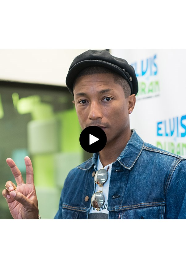 Watch Pharrell Williams Be Grilled By Cute Kids At Happy Press Conference