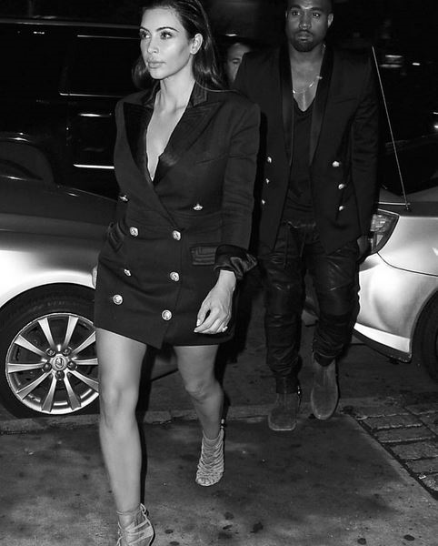 <em><strong>KIM KARDASHIAN</strong></em> <p> We're not sure if it's the Kanye-curation or her huge team of stylists and photographers, but these days, Kim's Insta is pretty luxe.