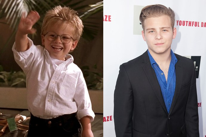 <em><strong>JONATHAN LIPNICKI</strong></em> <p> <p> The cute little kid from <em>Jerry Maguire</em> (unfortunately) grew up and became a master at martial arts. Huh.