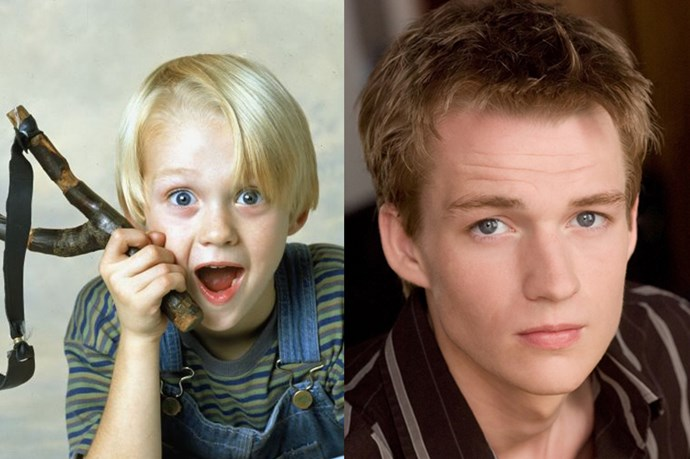 <em><strong>MASON GAMBLE</strong></em> <p> <p> We all wanted to be Dennis the Menace so bad... So bad.