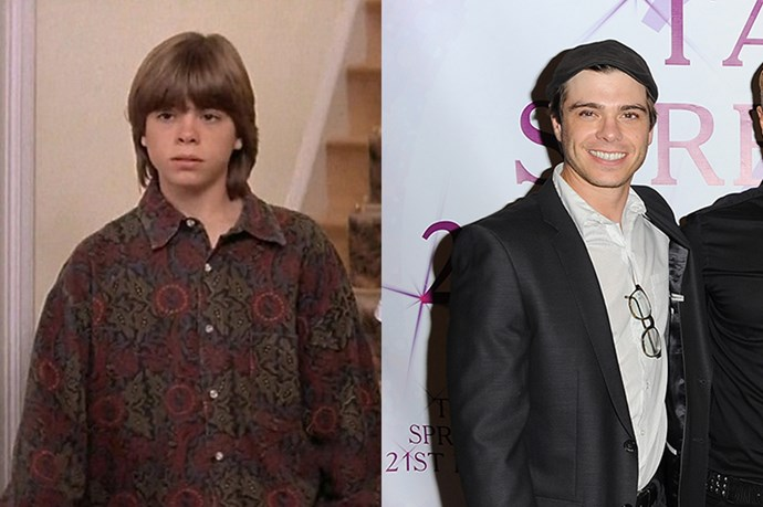<em><strong>MATTHEW LAWRENCE</strong></em> <p> <p> This sweet kid from <em>Mrs. Doubtfire</em> is now making a comeback in a few different films after taking a long break from the bizz.