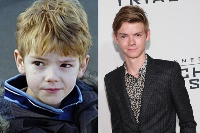 <strong><em>THOMAS BRODIE SANGSTER</em></strong> <p> <p> Don't be fooled by his deceptively young face - Thomas B-S is actually 25. Whuuut.
