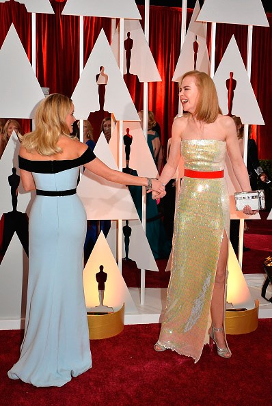 <strong>REESE WITHERSPOON AND NICOLE KIDMAN</strong>