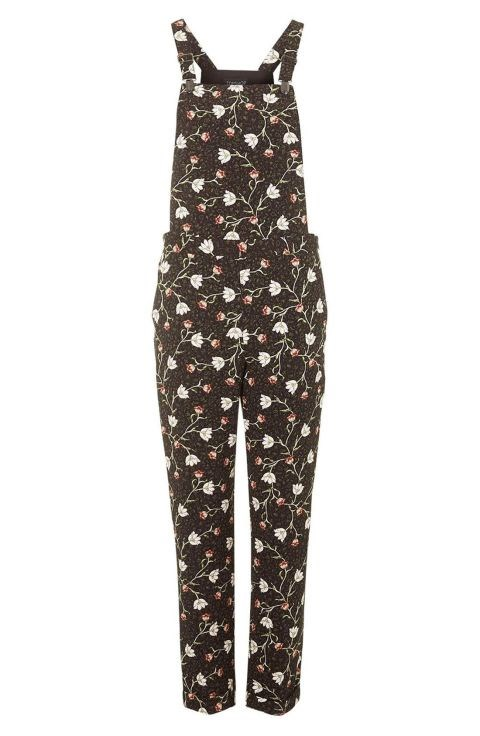 "Topshop Woodland Floral Print Overalls, $164.15; <a href=""http://shop.nordstrom.com/s/topshop-woodland-floral-print-overalls/4158132?origin=keywordsearch-personalizedsort&contextualcategoryid=2375500&fashionColor=&resultback=2240&cm_ven=Linkshare&cm_cat=partner&cm_pla=10&cm_ite=1&siteId=TnL5HPStwNw-kfy7LTlw6h1W2rC7Swh4Xg"">shop.nordstrom.com</a>"