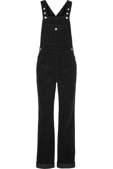 "Alexa Chung for AG Jeans The Bunny Cotton-Corduroy Overalls, $477.40; <a href=""http://www.net-a-porter.com/product/606053/Alexa_Chung_For_AG_Jeans/the-bunny-cotton-corduroy-overalls?cm_mmc=LinkshareUK-_-TnL5HPStwNw-_-Custom-_-LinkBuilder&siteID=TnL5HPStwNw-AQbeNrK8CUJfbA..YJzk7A"">net-a-porter.com</a>"