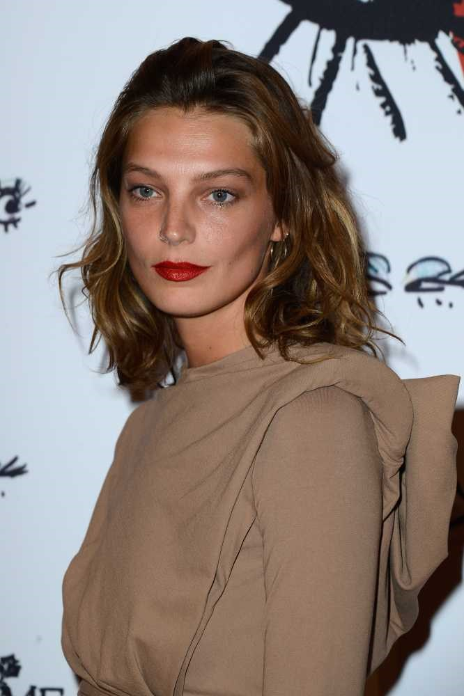 "<strong>Daria Werbowy</strong> <br> <br> ""Where do I start? Always my model of choice, she is effortless and beautiful. And she gets more amazing looking the older she gets."" <br> <br> Michelle Duguid - Senior Fashion Editor"