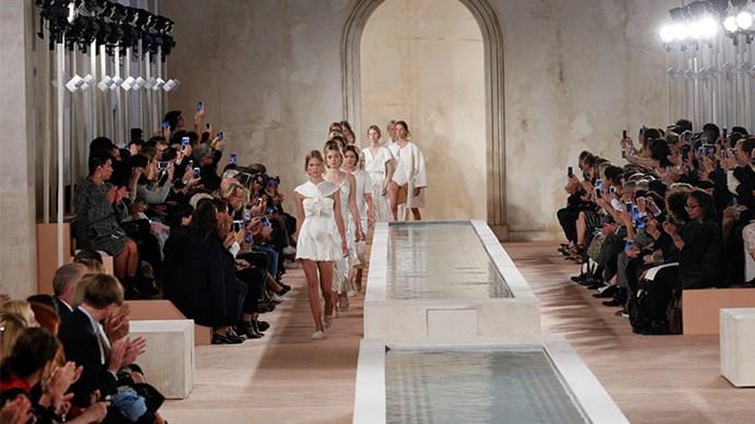 Balenciaga SS16 Show in Paris