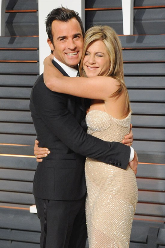 Jennifer Aniston and Justin Theroux secretly got married in August.
