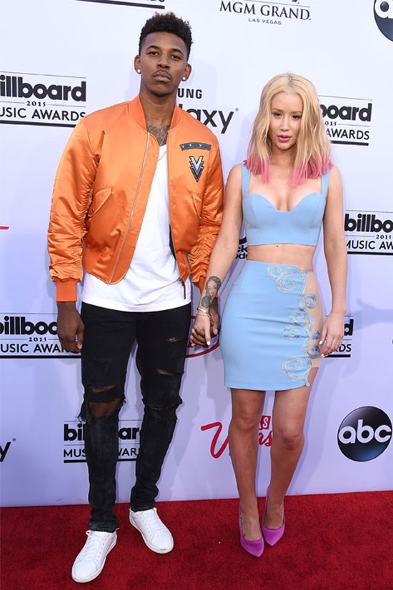 Iggy Azalea and Nick Young announced their engagement in June.