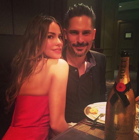 Sofia Vergara and Joe Manganiello celebrated their engagement party in May.