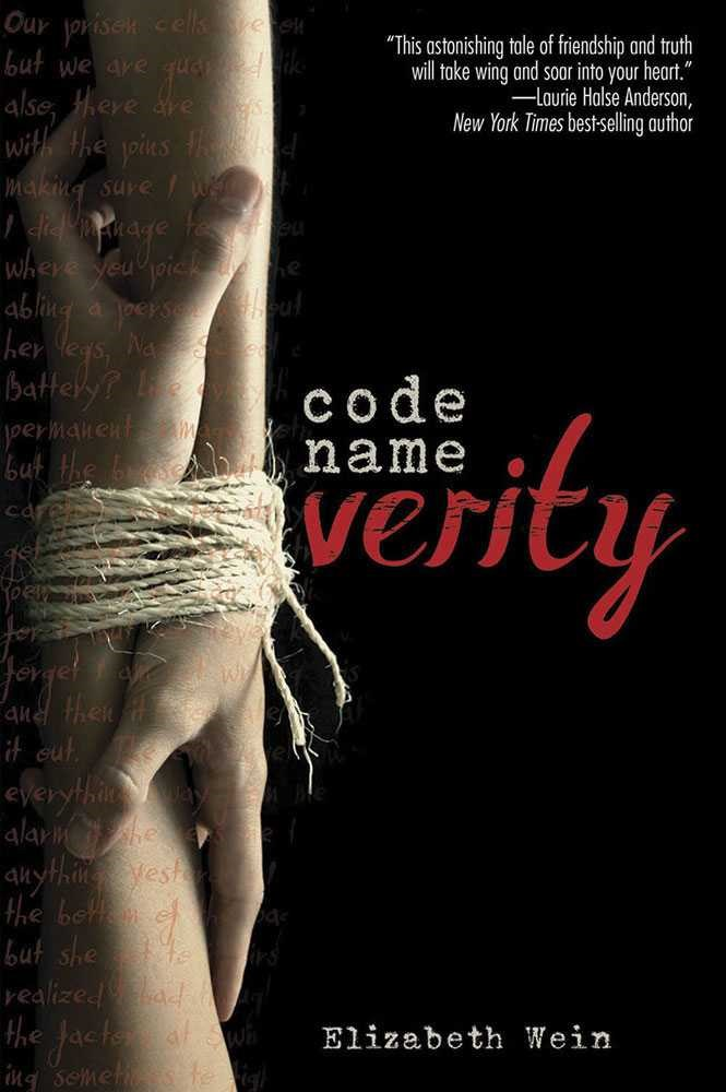 Code Name Verity by Elizabeth Wein <br><br> This beautifully-written testament to female friendship and bravery is set during the Second World War. It opens as one of the women is captured by the Gestapo and is forced to spill secrets. As she talks she reveals her friendship with pilot Maddie and the events that led her to France.