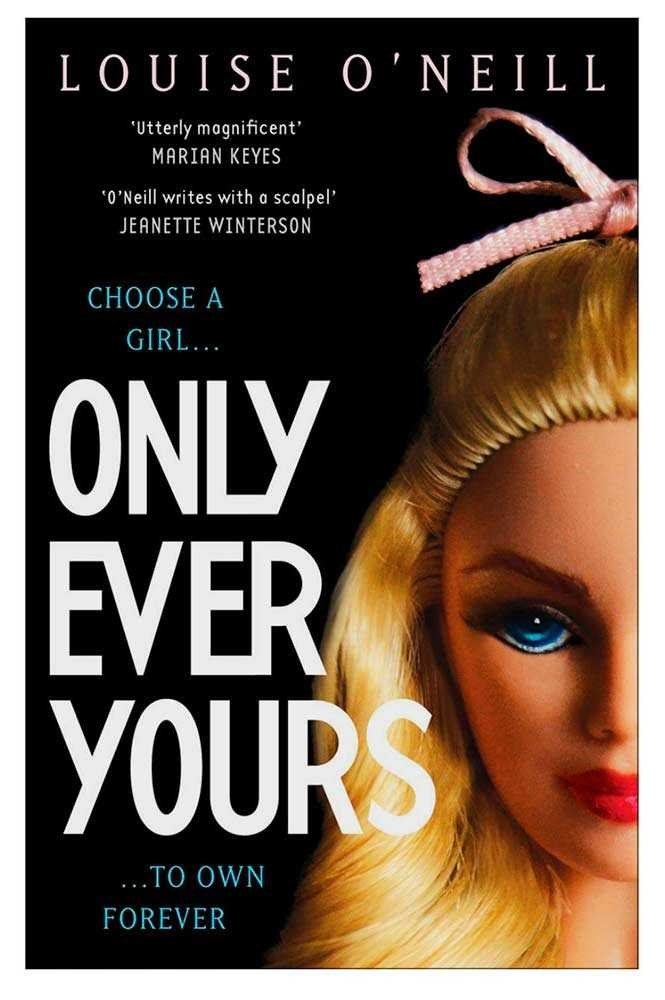 Only Ever Yours by Louise O'Neill <br><br> This debut won the inaugural YA Book Prize this year and for good reason. A brutal, brilliant novel, it reads much like a teen The Handmaid's Tale in its dystopian setting of a school when girls are brought up being judged only on their appearance to be wives or prostitutes to men.