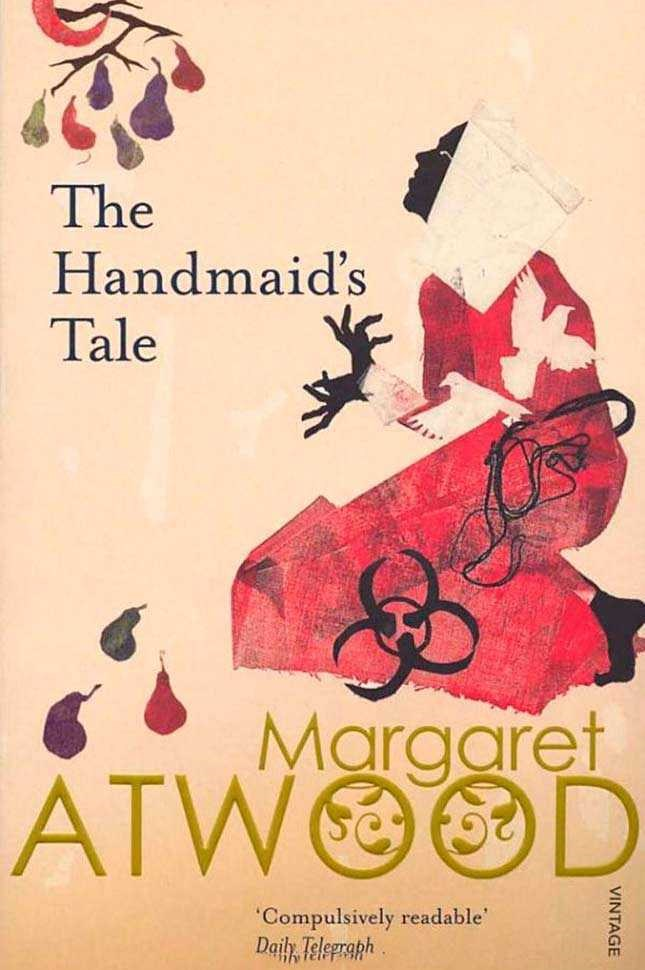 The Handmaid's Tale by Margaret Atwood <br><br> Set in a near dystopian future, this hugely influential novel follows Offred, a handmaid to an important official in the fictional Republic of Gilead, there to provide him and his wife with children. The book explores social control, race and politics as well as gender and 30 years after its publication, the story remains powerfully resonant and a kind of banner call for feminist fiction.