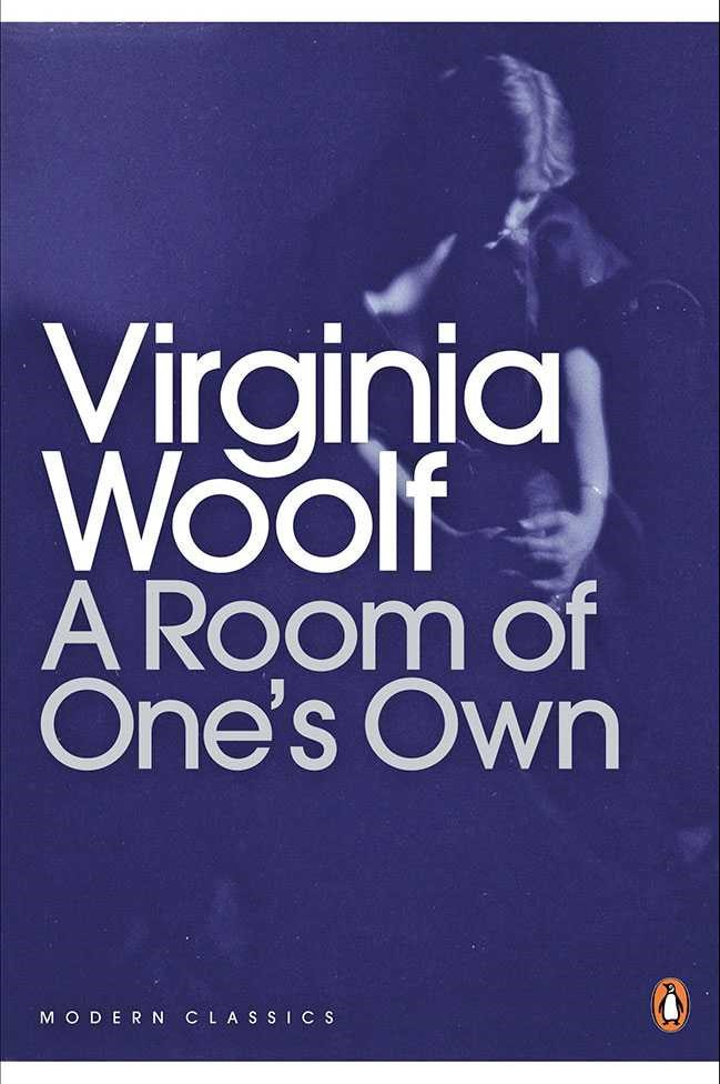 A Room of One's Own by Virginia Woolf <br><br> This is based on a 1928 lecture Woolf gave to women at Cambridge University. It argues, in Woolf's incomparable style, about the importance of access to education for women, and looks at the way men and women are treated differently in fiction and real life.