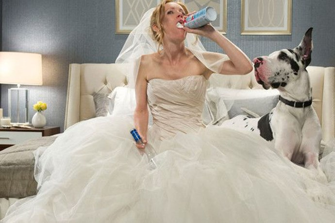 What You Should Eat The Week Of Your Wedding