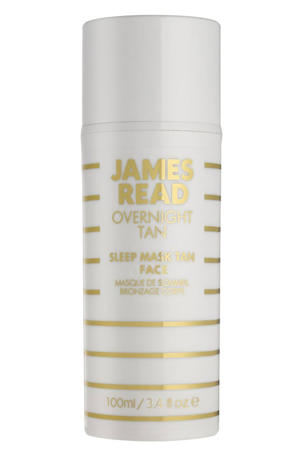 "<strong>Best overnight job: </strong> <a href=""http://mecca.com.au/james-read-tan/sleep-mask-tan-face/I-021972.html?cgpath=skincare-tanning"">JAMES READ TAN Sleep Mask Tan Face</a>"