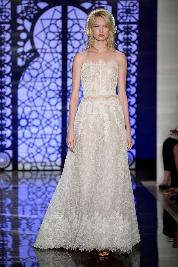 A sliver of torso from Reem Acra.