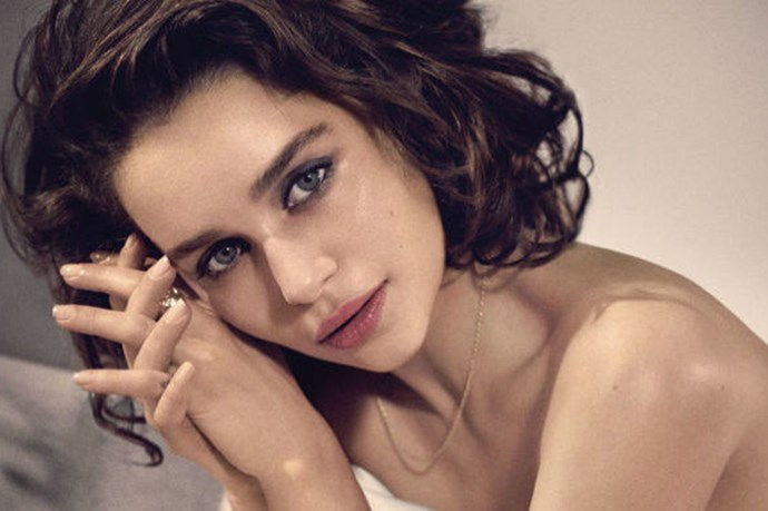 Confirmed: Emilia Clarke Is The Sexiest Woman Alive